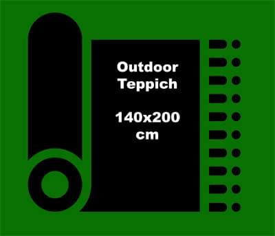 Outdoor Teppiche 140x200 cm günstig online kaufen