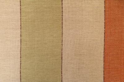 Ein Outdoor Teppich in beige
