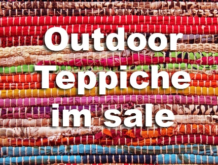 Outdoor Teppich im sale