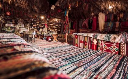 Outdoor-Teppich orientalisch