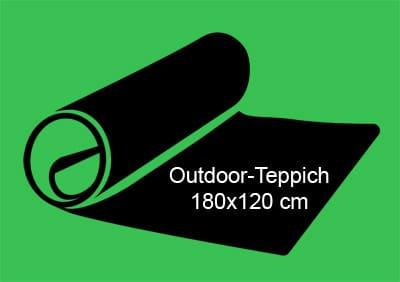 Ein Outdoor-Teppich mit den Maßen 180x120 cm