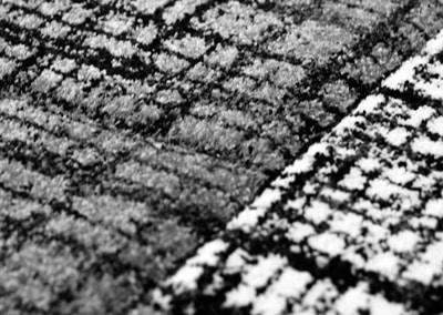 Anthrazit Outdoor-Teppich