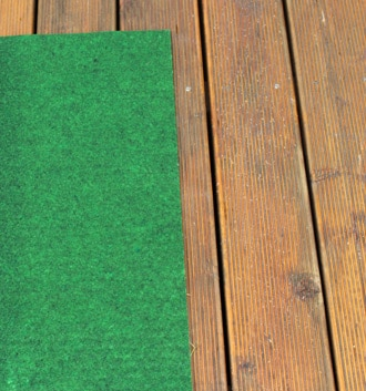 Balkon-Teppich: Ein tolle Idee für deinen Balkon